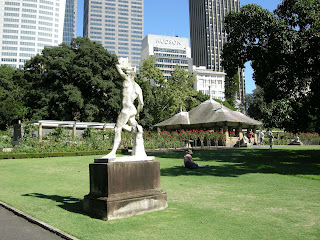 The Royal Botanic Gardens, Sydney