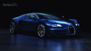 Famous Bugatti veyron super sport