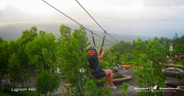 Lignon Hill and Mayon - Schadow1 Expeditions