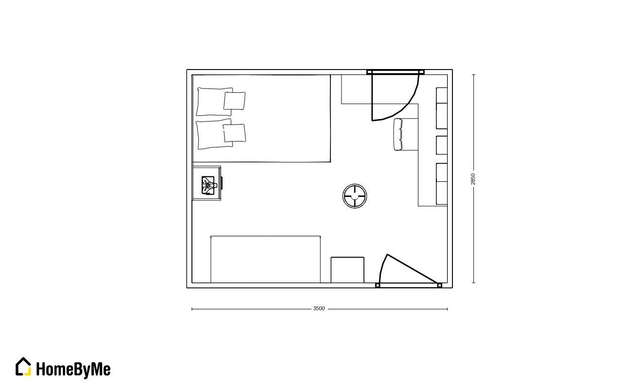 nko déco: comment aménager une petite chambre