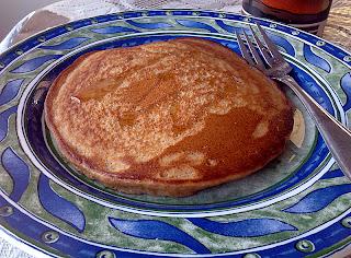 IHOP style pancakes