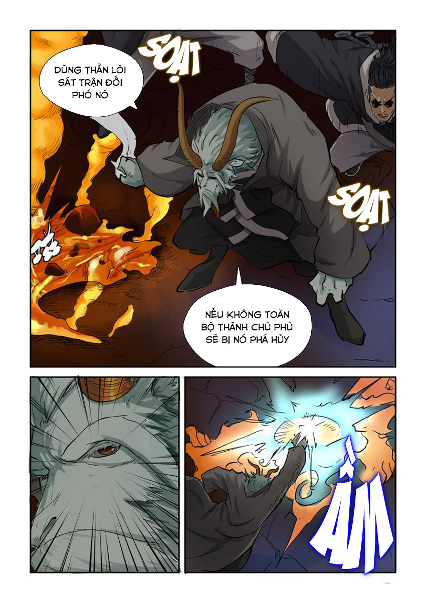Tales of Demons and Gods chap 131 page 2 - IZTruyenTranh.com