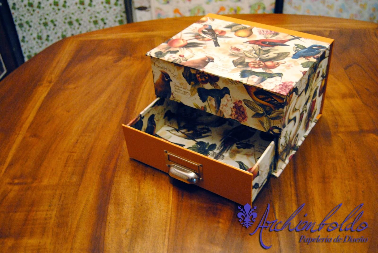 caja manualidades