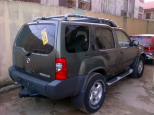 terry g N7 million nissan xterra