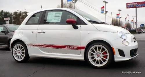 Benson Fiat 500 Abarth