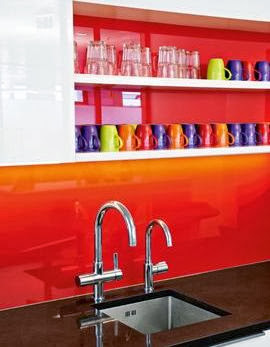 GROHE Red, GROHE Blue, tap, water, fresh water system, hot water, filter technology, kitchen taps, office taps, Minta Blue, Blue K7, Blue Pure, Blue Mono, Gallery Showroom, Lisa Melvin Design