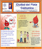 CLUB DONANTES de SANGRE de Ciudad del Plata