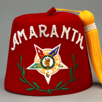 how to join the order of the amaranth