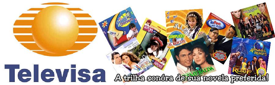 Acervo Televisa - A trilha sonóra da sua novela preferida
