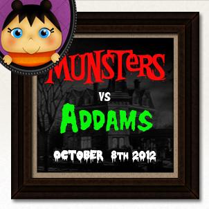 Susanita´s Little Gallery - Munster vs Addams