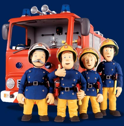 Gift Sam Parties Cake Image Firemen T Shirts Birthday Ideas