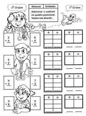 Categories Atividades De Adicao Atividades De Matematica Conhecendo Os