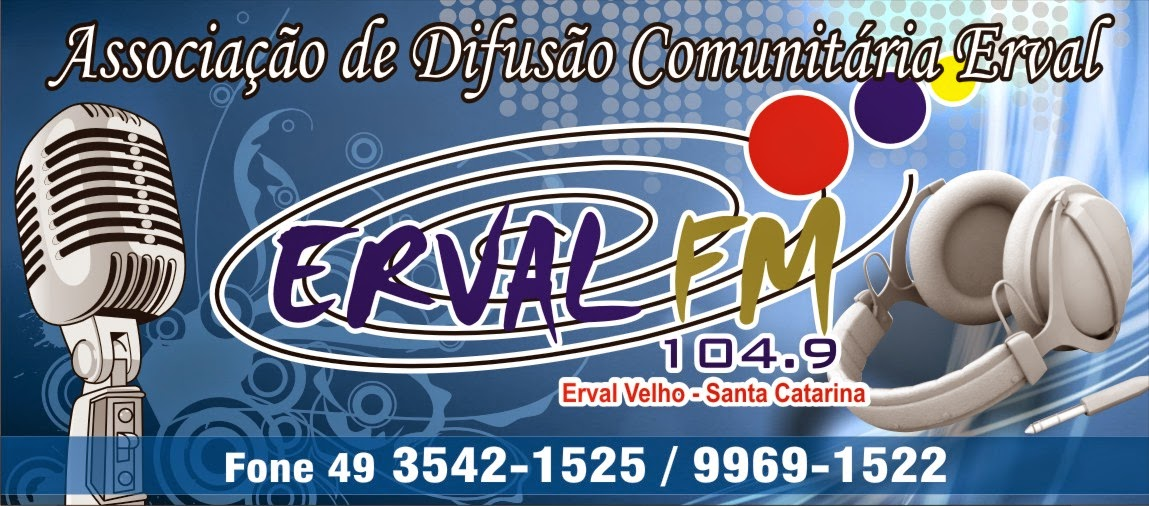RÁDIO ERVAL FM