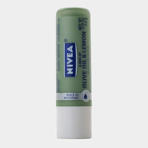 Drugstore Buy of the Week - Nivea Lip Care A Kiss of Olive Oil + Lemon