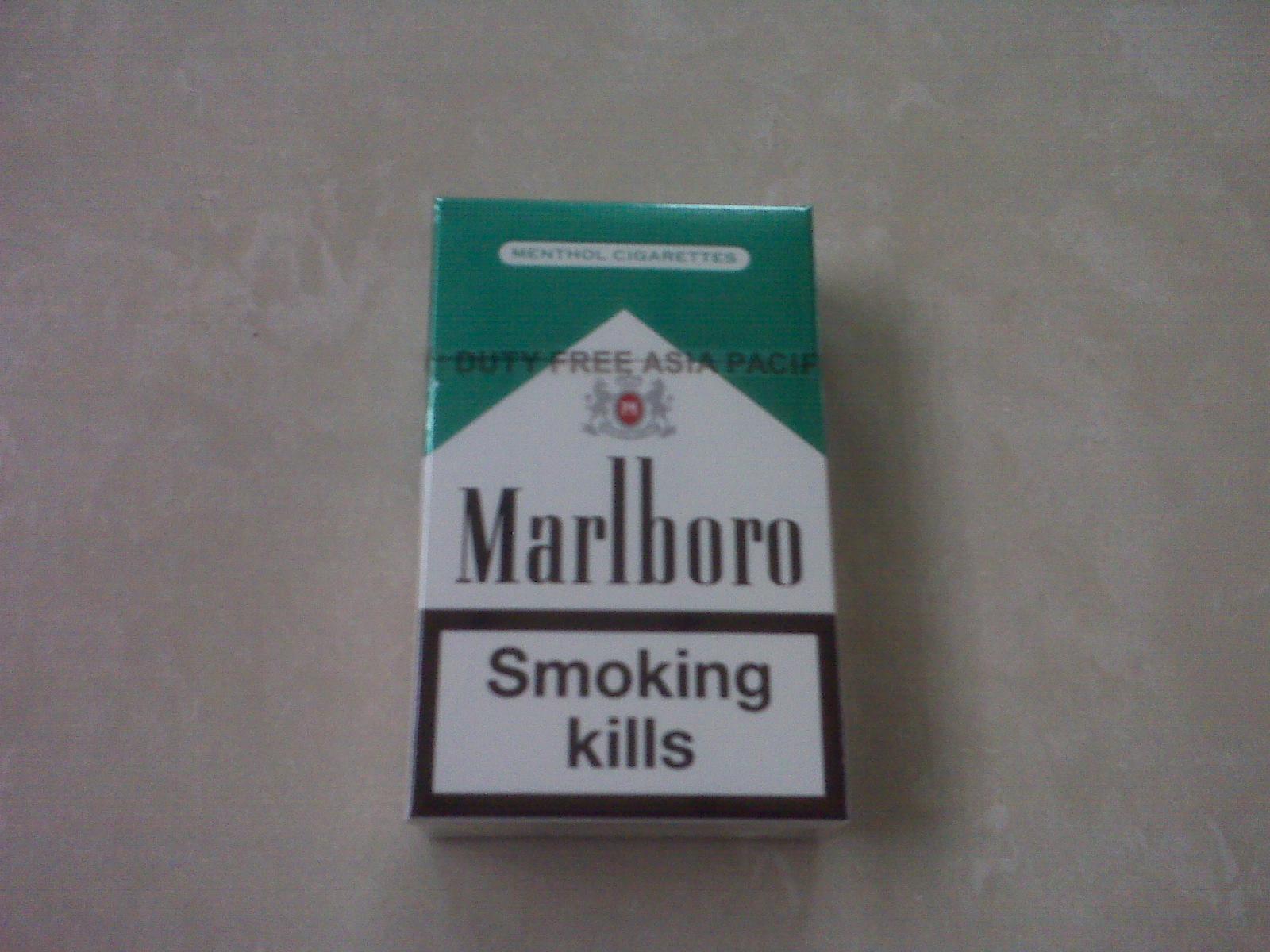 Marlboro Gold Lights Rokok Impor: Rokok Mar...