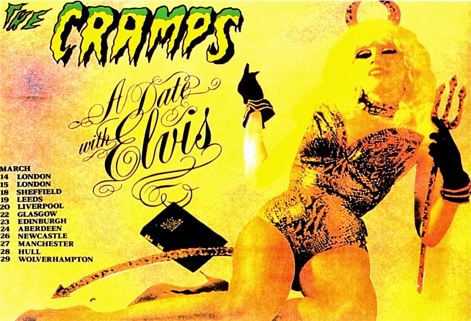 The Cramps Kizmiaz