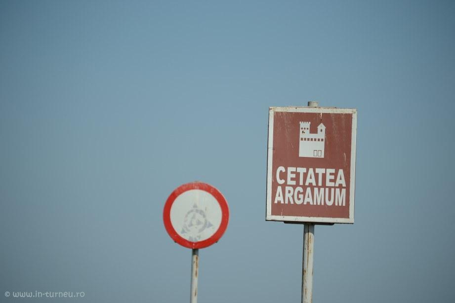 Cetatea Argamum (Orgame)