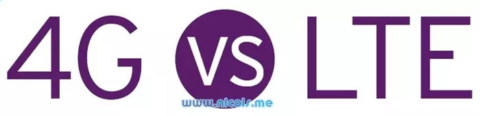4G vs LTE