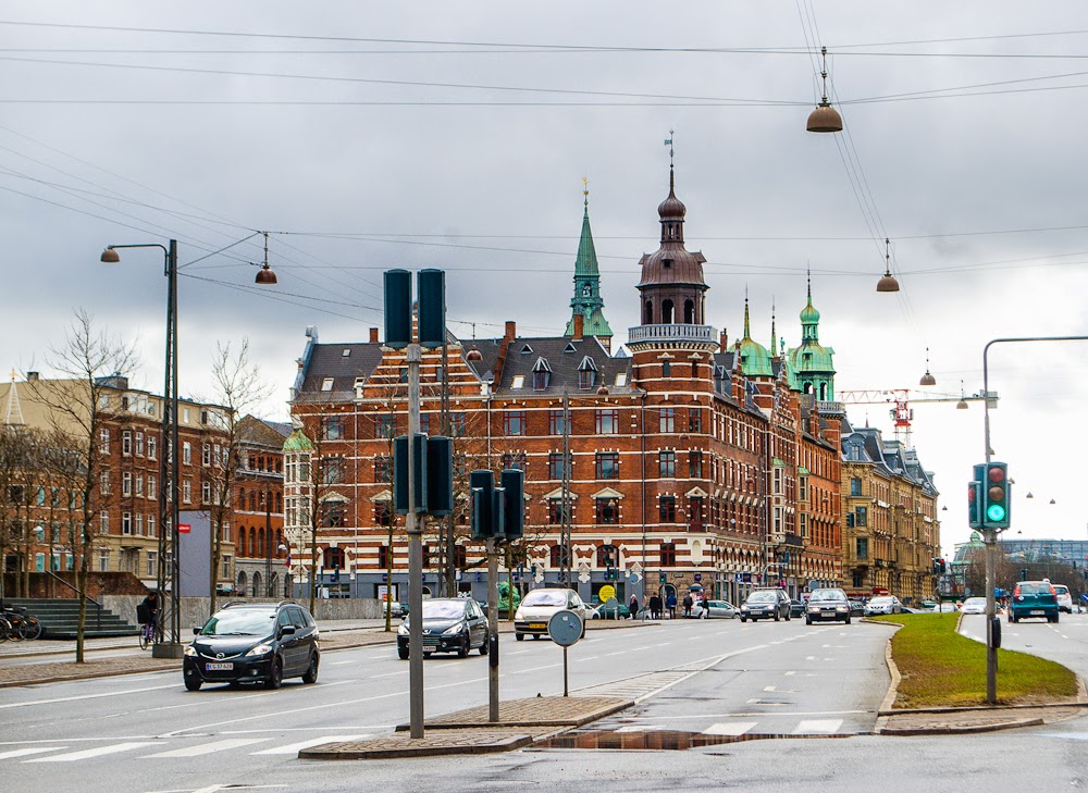 copenhagen street architecture