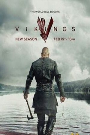 Vikings S03 All Episode [Season 3] Complete Dual Audio [Hindi+English] Download 480p