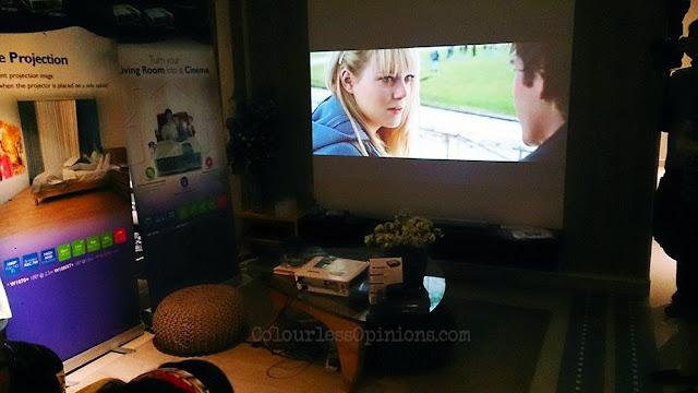 BenQ projector W1070+ W1080ST+