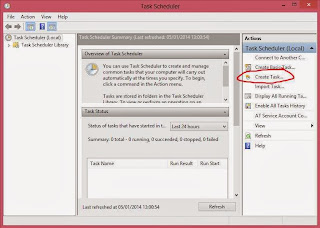 Cara Booting Langsung ke Desktop pada Windows 8