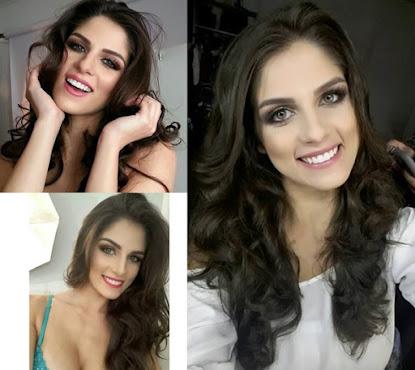 Bela, sensual, sexy, charmosa, atraente... Essa é a modelo Aline Franzoi...