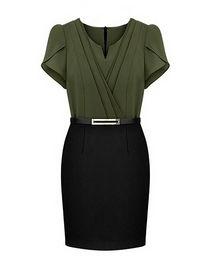 Model baju trendy busana simpel modern untuk wanita