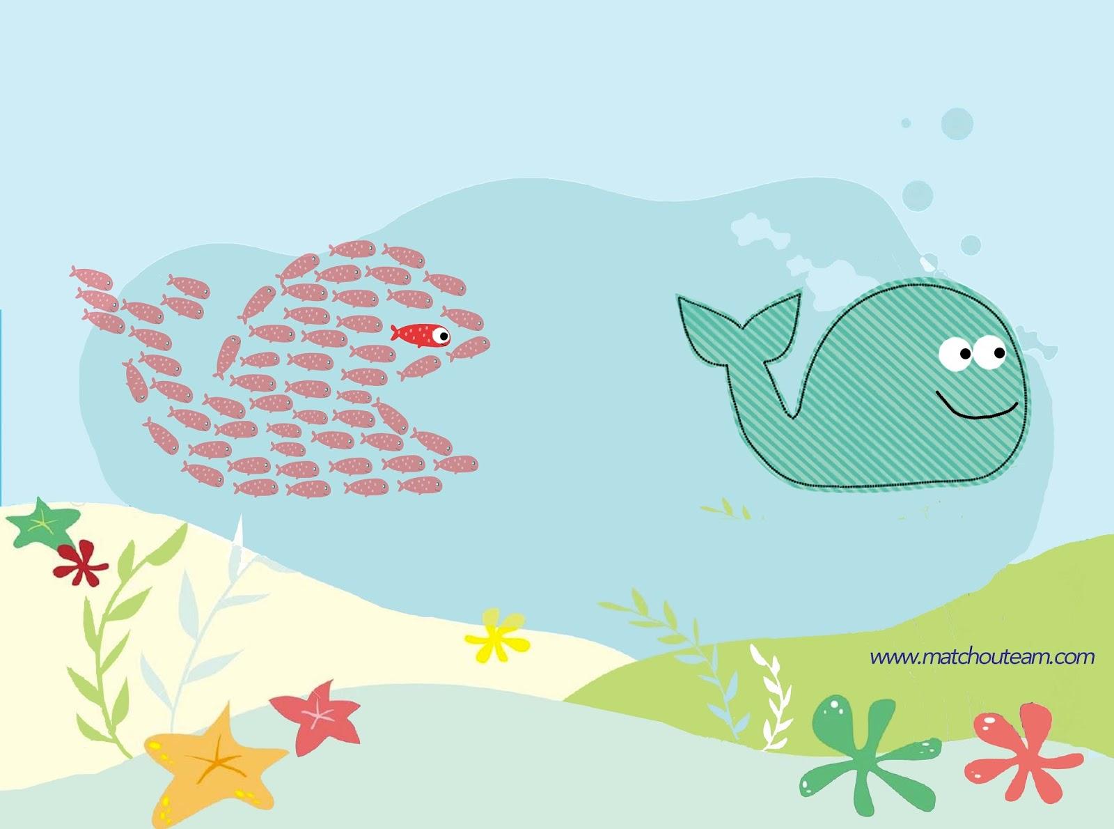 Beliebt Ma Tchou team: Une histoire en kamishibaï : La baleine et les  BY22