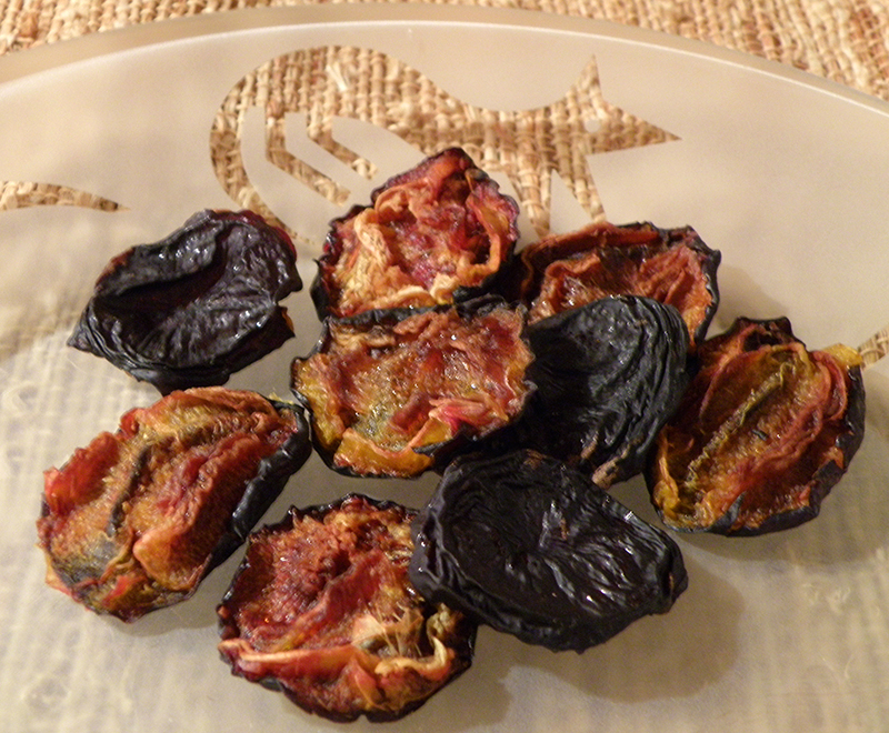 how to make prunes out of plums