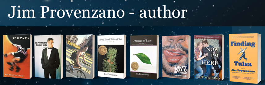 Jim Provenzano - Author