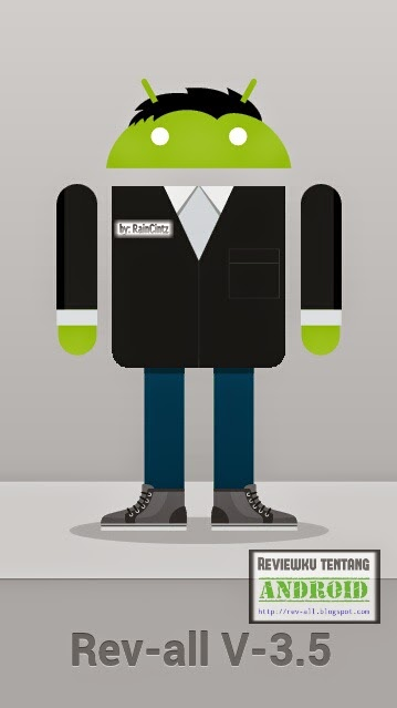 Yang baru di blog reviewku tentang Android  versi 3.5 (rev-all.blogspot.com)