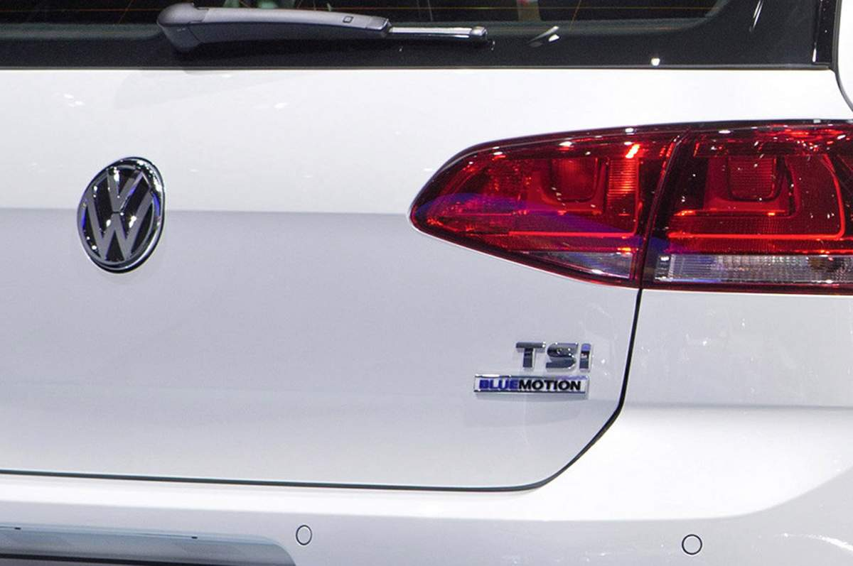 Volkswagen Golf 2015 1.0 TSI Bluemotion