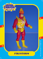 Super Powers Collection Firestorm Action Figure by Kenner Superman Super Powers Collection Figure Clark Kent Kenner Mattycollector DC Universe Classics Unlimited Man of Steel Toys Movie Masters polymerphelia GeekSummit
