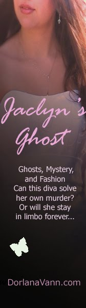 Jaclyn&#39;s Ghost by Dorlana Vann