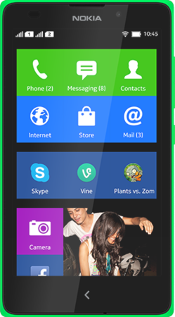 Spesifikasi Hp Nokia X2 Android