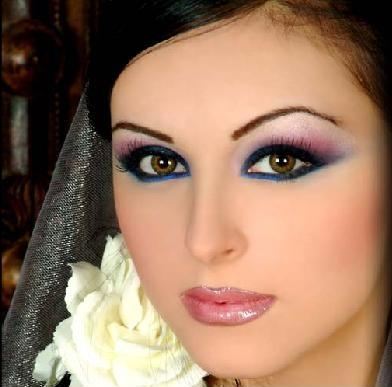 Bridal Make Ups Make Up Tips For Brides How To Draw Croqui
