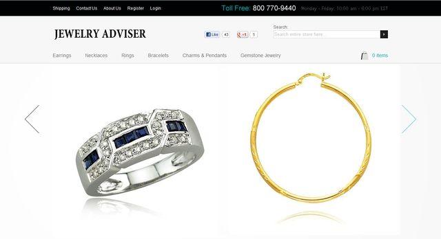 Navel Jewelry from JewelryAdviser.com
