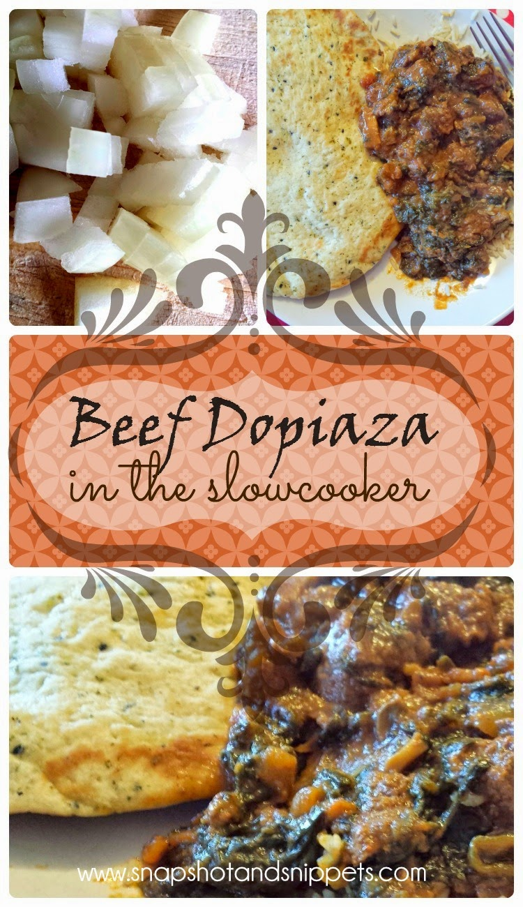Beef Dopiaza cover image