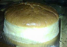 "Cheese Cake @ RM35 (bulat9"", tebal 3"")"