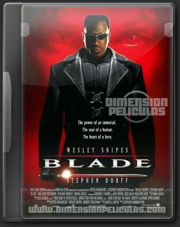 Trilogía Blade (BRRip HD Inglés Subtitulado)