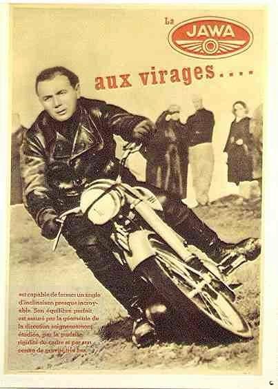 Reklama Jawy z Francji