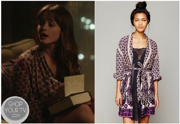 Alexis Bledel Remember Sunday Outfits Molly (alexis bledel) wears