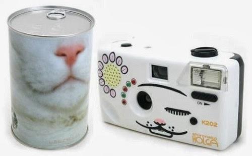 Кото-фотоаппарат Superheadz Holga K202
