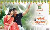 Soggade Chinni Nayana First Look Posters-thumbnail-5