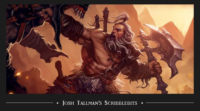 Josh Tallman Art
