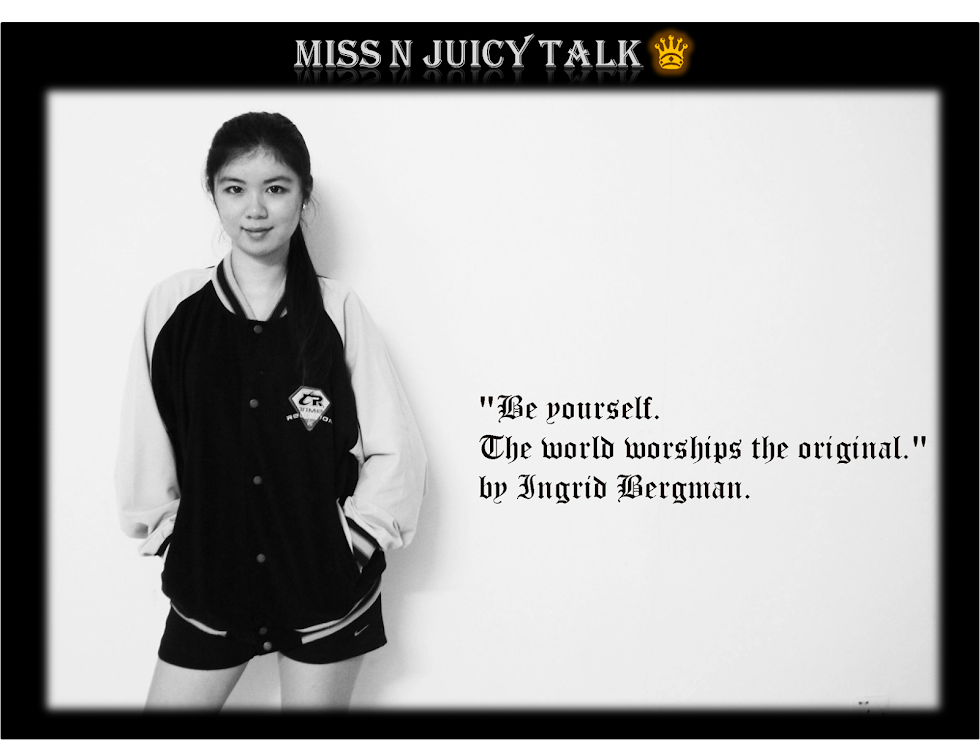 Miss N Juicy Talk ♛