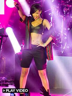 Rihanna cancels concert