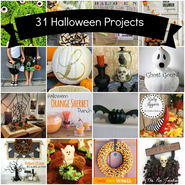 Halloween crafts and decorating ideas
