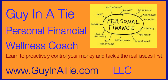 Guy In A Tie <br> Personal Financial<br> Wellness Coach